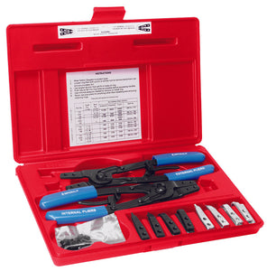 IR-50K HEAVY DUTY PLIERS SET  (50R679)