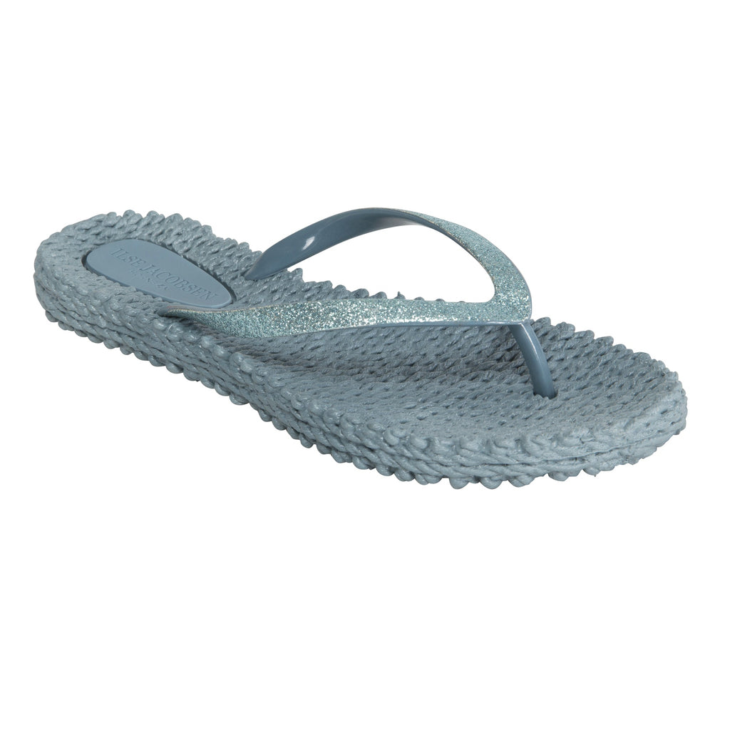 Slippers met glitter CHEERFUL01 - 677 Lichen Blue