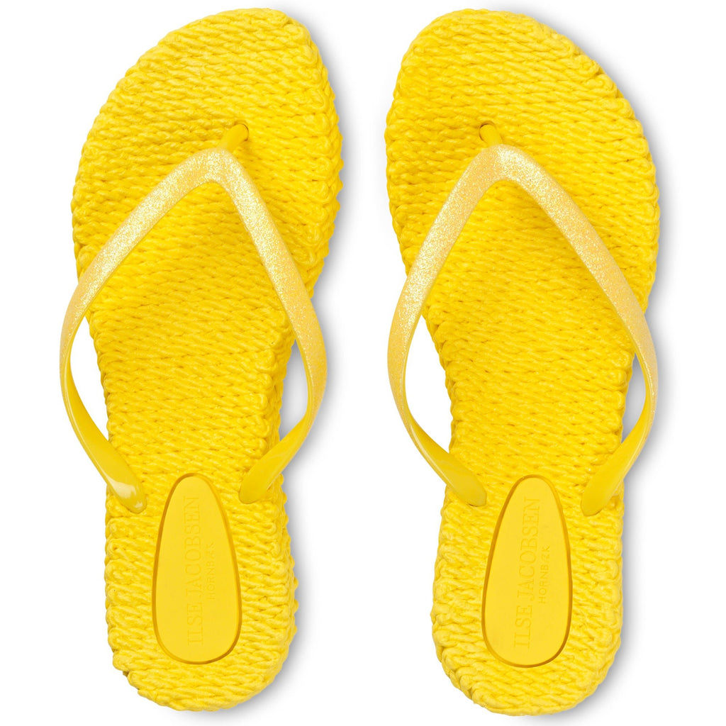 Slippers met glitter CHEERFUL01 - 80 Yellow