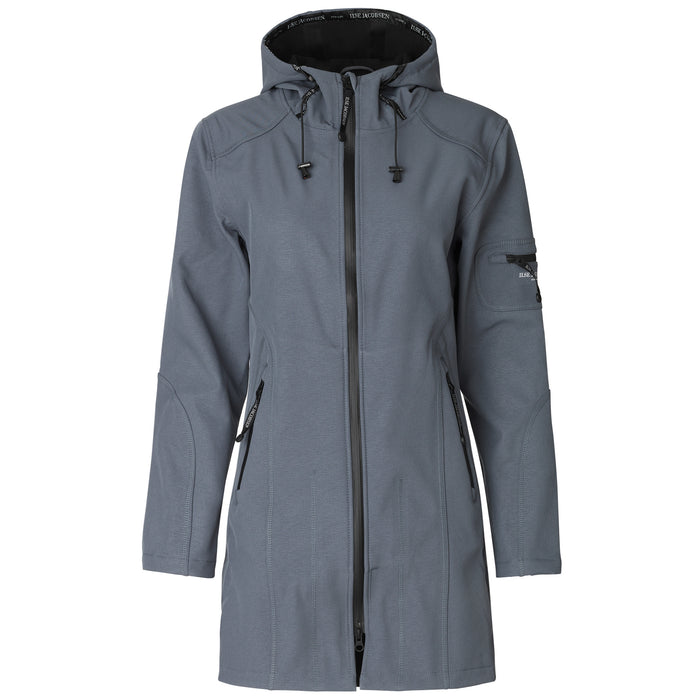 Softshell regenjas RAIN07 - 699 Blue Grayness