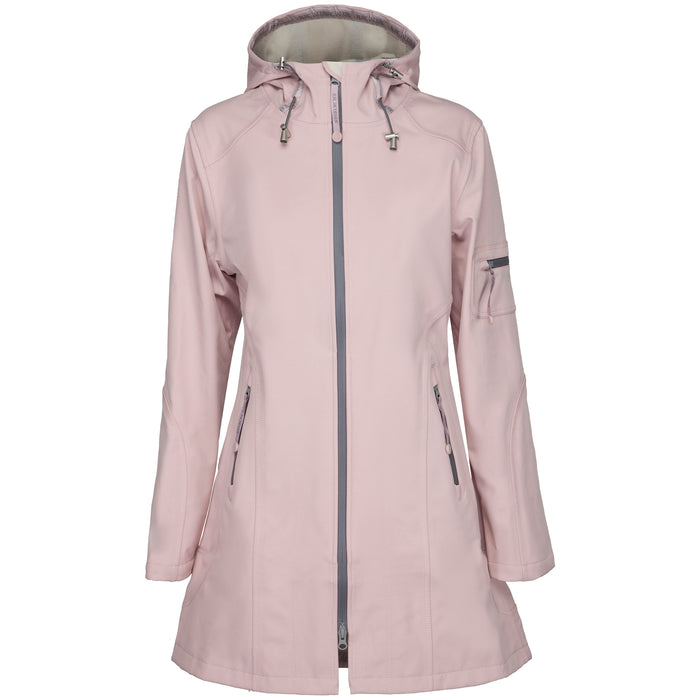 Softshell Regenjas RAIN07B - 378151 Adobe Rose