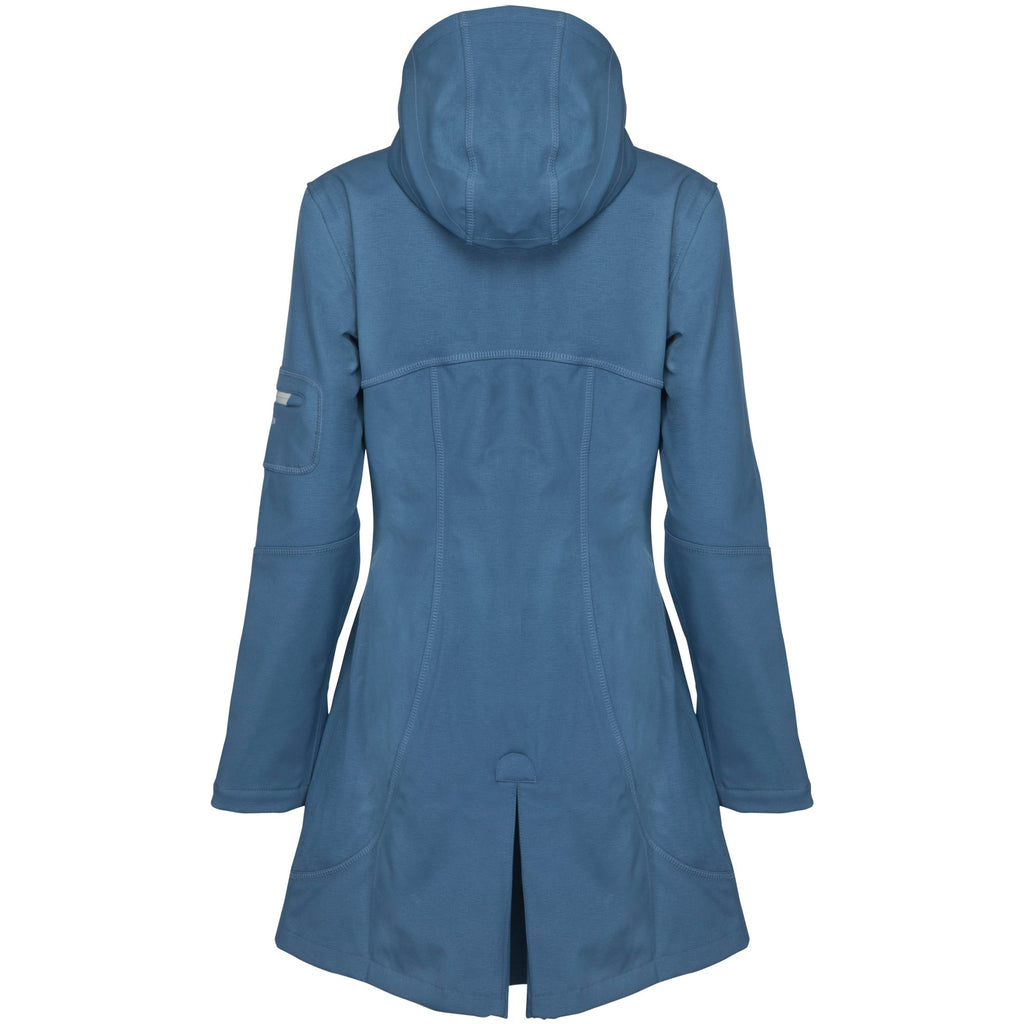 Softshell regenjas RAIN07B - 691151 Blue Rock