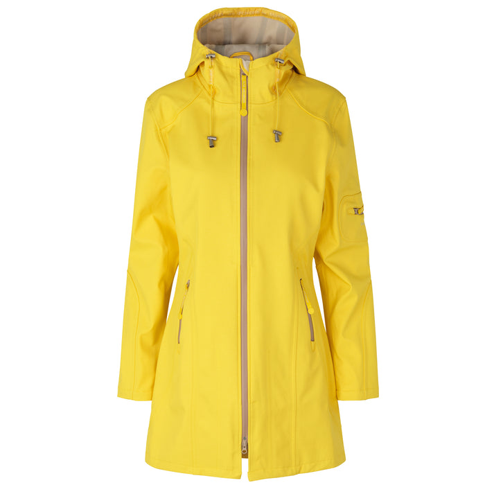 Softshell regenjas RAIN07B - 806151 Yellow