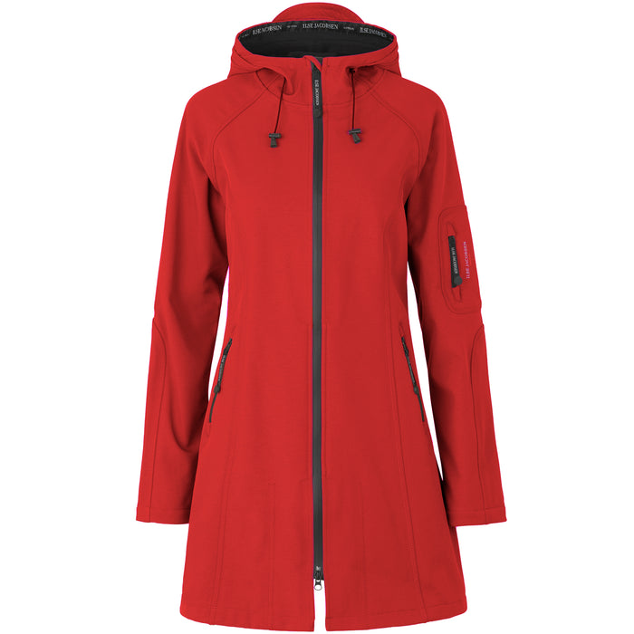Softshell regenjas RAIN37 - 303 Deep Red