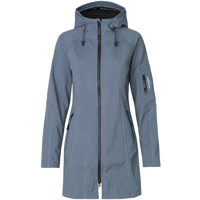Softshell regenjas RAIN37 - 699 Blue Grayness