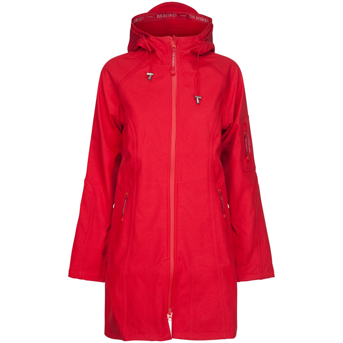 Softshell regenjas RAIN37B - 303303 Red
