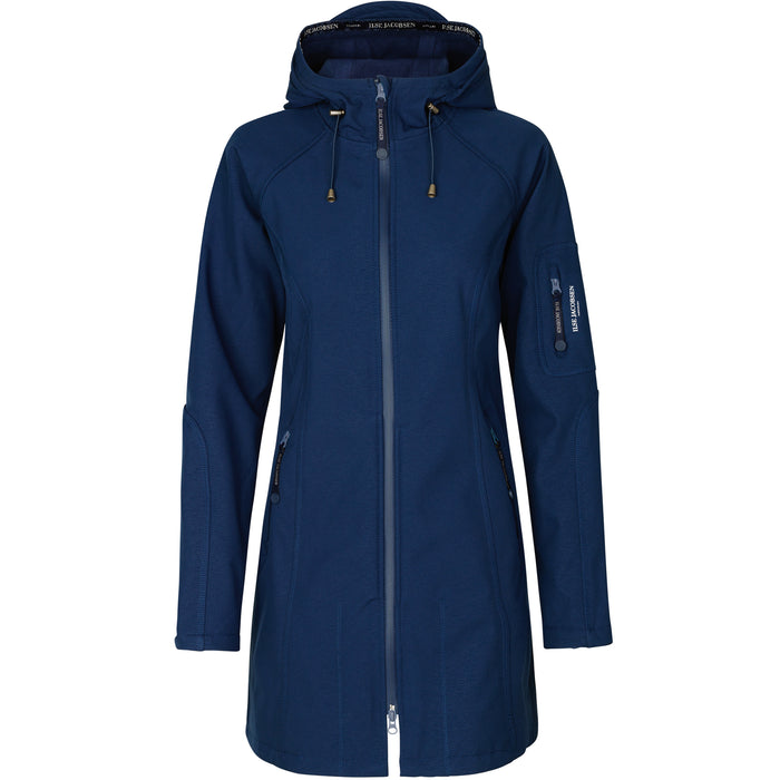 Softshell regenjas RAIN37B - 675675 Blue Depths