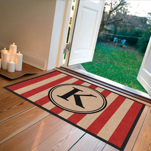 Farmhouse | Farmhouse Doormat Red § | Doormats Direct