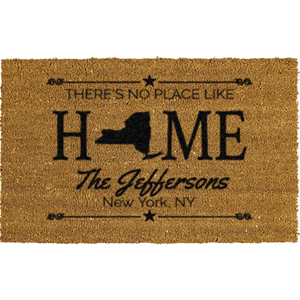Personalized Doormats | Home State | Doormats Direct