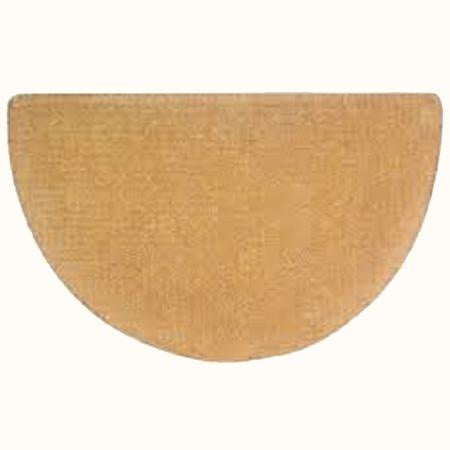Luxury Coir | Luxury Coir Half Round | Doormats Direct