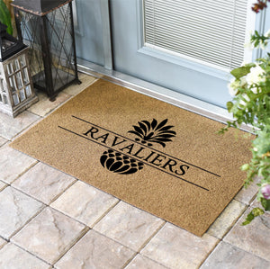 Personalized Doormats | Pineapple | Doormats Direct