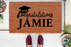 Personalized Doormats | Graduation Congratulations | Doormats Direct