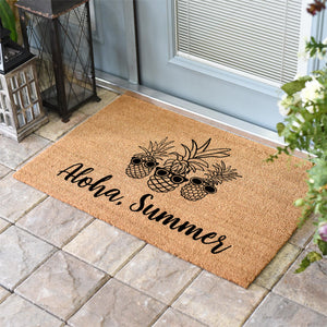 Funny Doormats | Aloha, Summer | Doormats Direct
