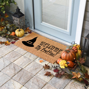 Halloween Doormats | Welcome My Pretties | Doormats Direct