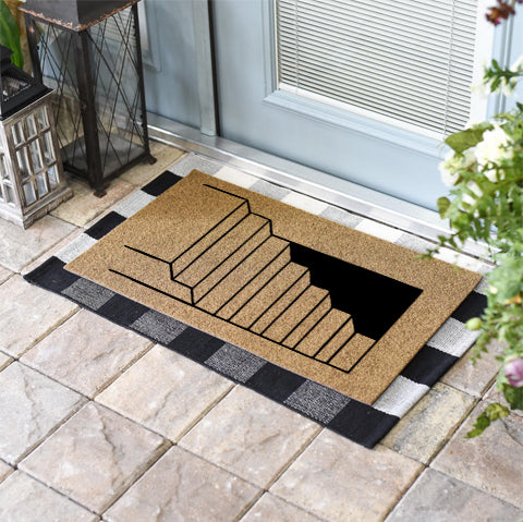 Funny Doormats | Stairs | Doormats Direct