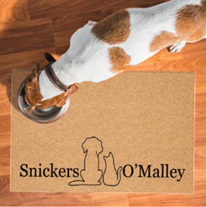 Pet Mats | Dog and Cat Personalized | Doormats Direct