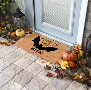 Halloween Doormats | Come In For A Bite | Doormats Direct