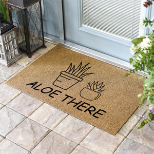 Funny Doormats | Aloe There | Doormats Direct