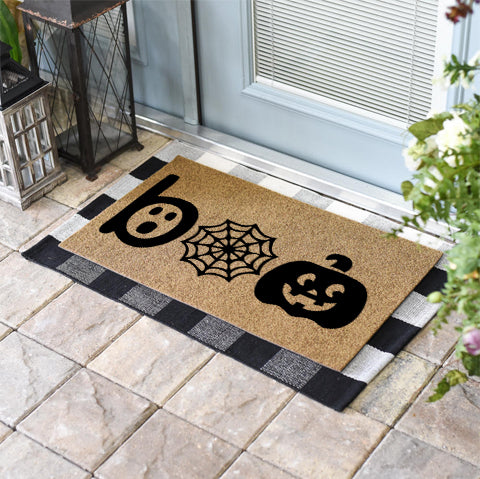 Halloween Doormats | Boo | Doormats Direct