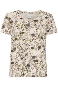 Ichi Lisa Print Top