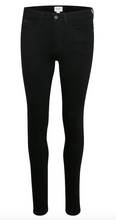 Saint Tropez Black-Wash Jeans