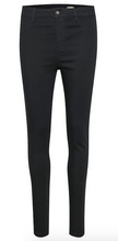 Saint Tropez Highwaist Black Jeans