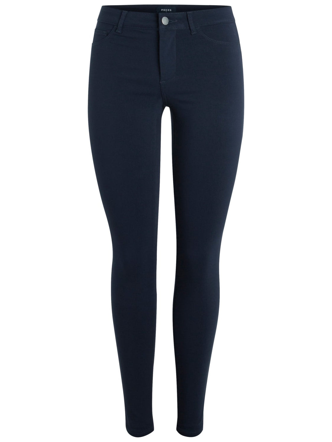 Pieces Betty Navy Jeggings Lily S Boutique Ltd