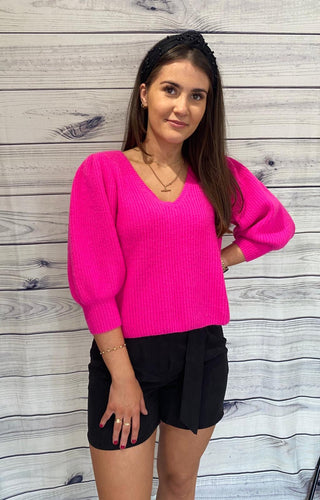 Elenza Knitted Jumper