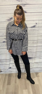 Ava Dogtooth Shacket
