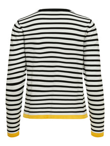 Only Suzanna Stripe Pull Over