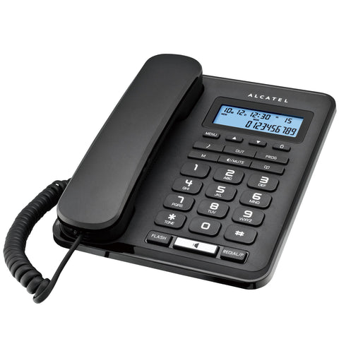 Wholesale-Alcatel T50 Caller ID function and speakerphone phone-Phone-Alc-T50-Electro Vision Inc