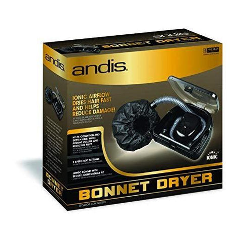 Wholesale-Andis 80610 500-Watt Professional Bonnet Hair Dryer-Beauty and Grooming-And-80610-Electro Vision Inc