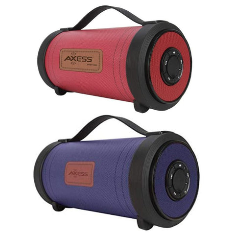 Wholesale-Axess SPBT1082 Jean Bluetooth Speaker - SD / Aux / USB-Bluetooth Audio-AXE-SPBT1082-Electro Vision Inc