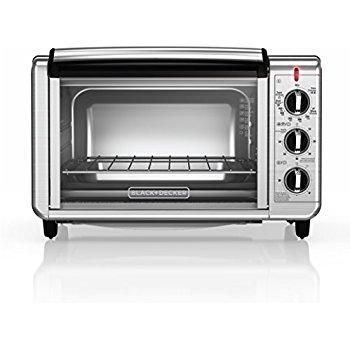 Wholesale-Black + Decker TO4304 Toaster Oven-Toaster Oven-B+D-TO4304-Electro Vision Inc
