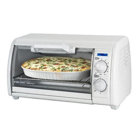 Wholesale-Black + Decker TRO420 Toaster Oven-Toaster Oven-B&D-TRO420-Electro Vision Inc
