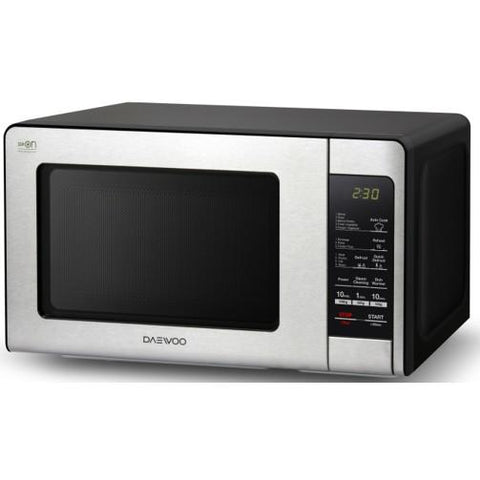 Wholesale-Daewoo KOR760S Microwave Oven 0.7 Stainless Steel-Microwave Oven-Dae-KOR760S-Electro Vision Inc
