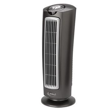 "Wholesale-Lasko T24500 24"" Tower Fan W/Remote Control-Fans-Las-T24500-Electro Vision Inc"