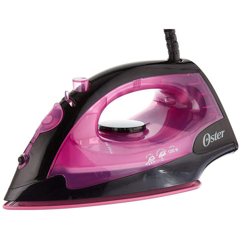 Wholesale-Oster GCSTBS5956-053 Steam Iron 220V-Iron-Ost-GCSTBS5956-053-Electro Vision Inc