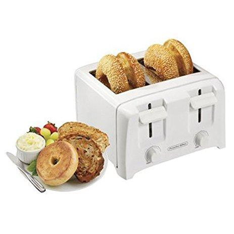 Wholesale-Proctor Silex 24610 4 Slice Toaster-Kitchen Appliance-PS-24610-Electro Vision Inc