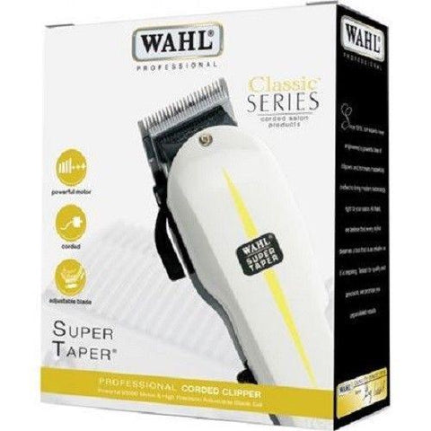Wholesale-Wahl 08466-108 Professional Classic Series Super Taper Hair Clipper-Beauty and Grooming-Wah-08466-108-Electro Vision Inc
