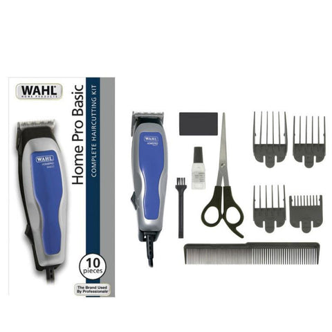 Wholesale-Wahl 9155-058 Clipper 10 Piece | 220/50 Cycle-Beauty and Grooming-Wah-9155-058-Electro Vision Inc