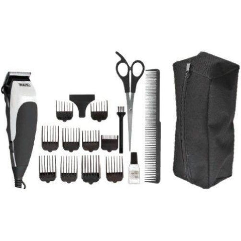 Wholesale-Wahl 9243-4708 HomeCut 17-Piece Hair Cutting Kit-Beauty and Grooming-Wah-9243-4708-Electro Vision Inc