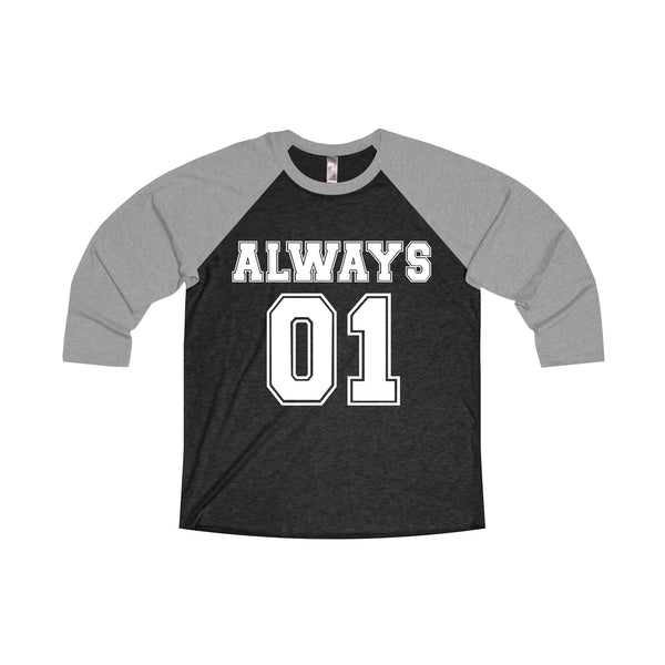 Always 01 Never 02 Sports Shirt