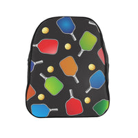 Paddles and Balls Galore Pickleball Backpack