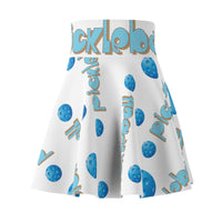 Pickleball Blues Women's Skirt