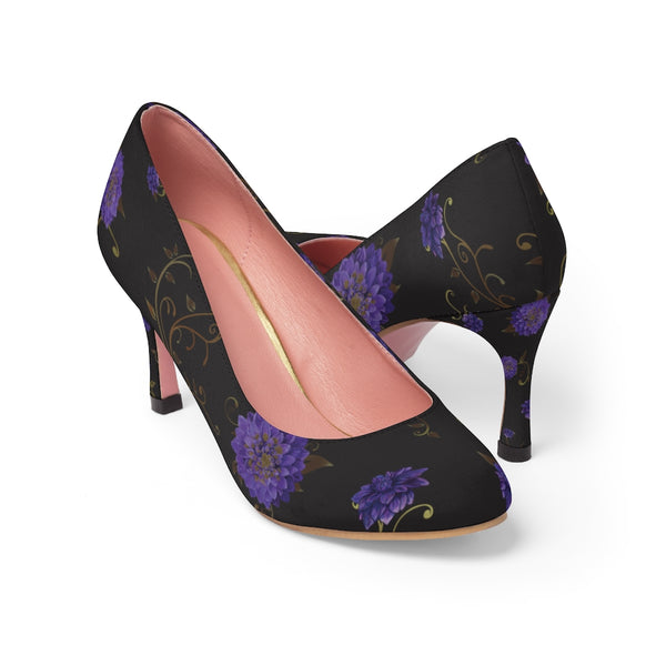 Regal Dahlia High Heels