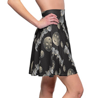 PickleBall Chrome! Women's Skater Skirt