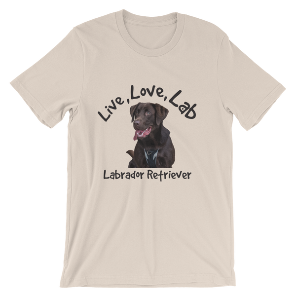 Live Love Lab Short-Sleeve Unisex T-Shirt
