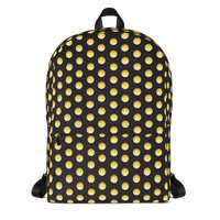 Pickleball Polka Dots Backpack