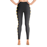 Pickleball Yoga Track Leggings